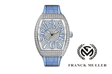 Franck Muller Vanguard Lady Replica